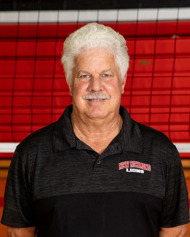 2021 Volleyball Varsity Coach Davis