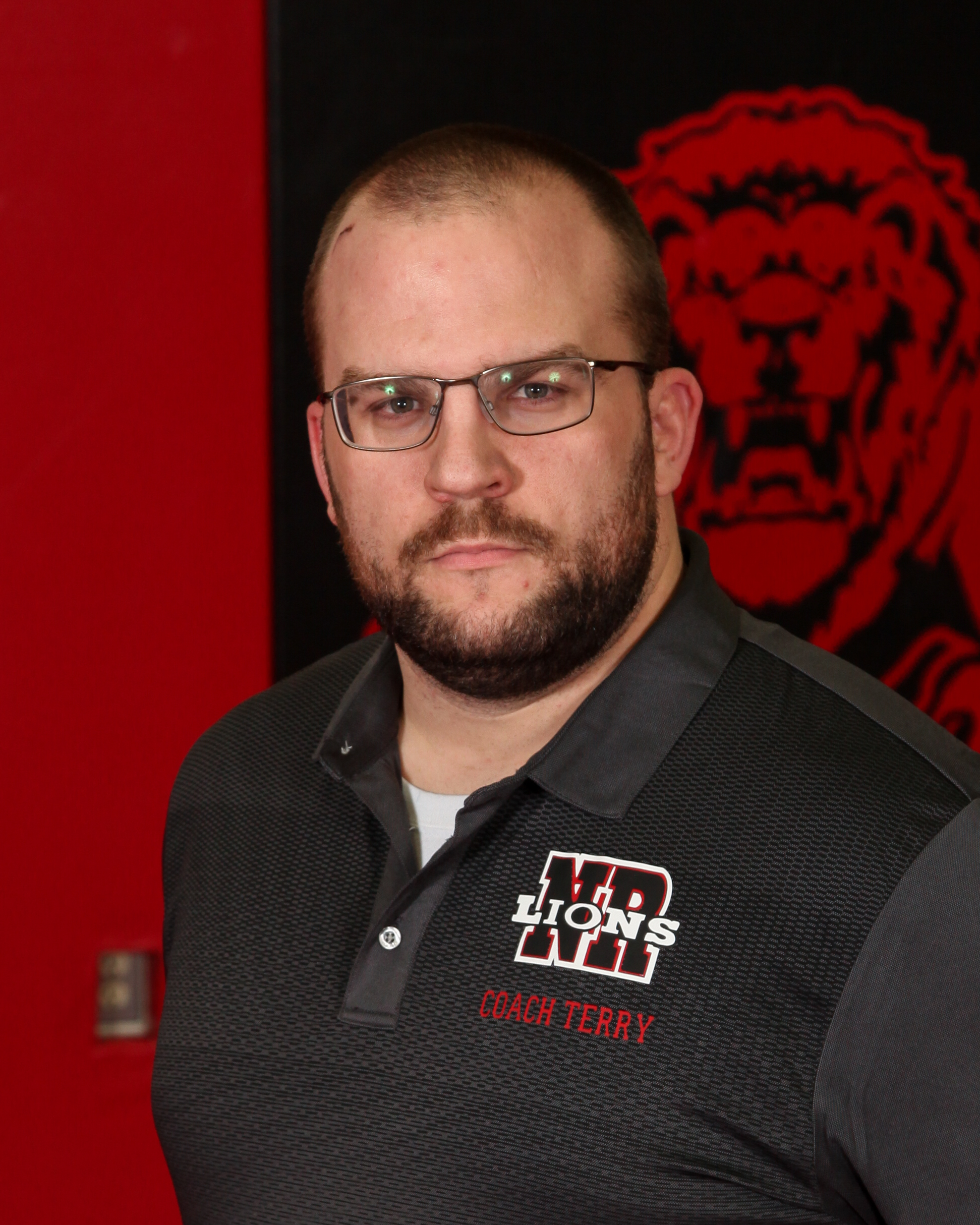 Wrestling coach Terry