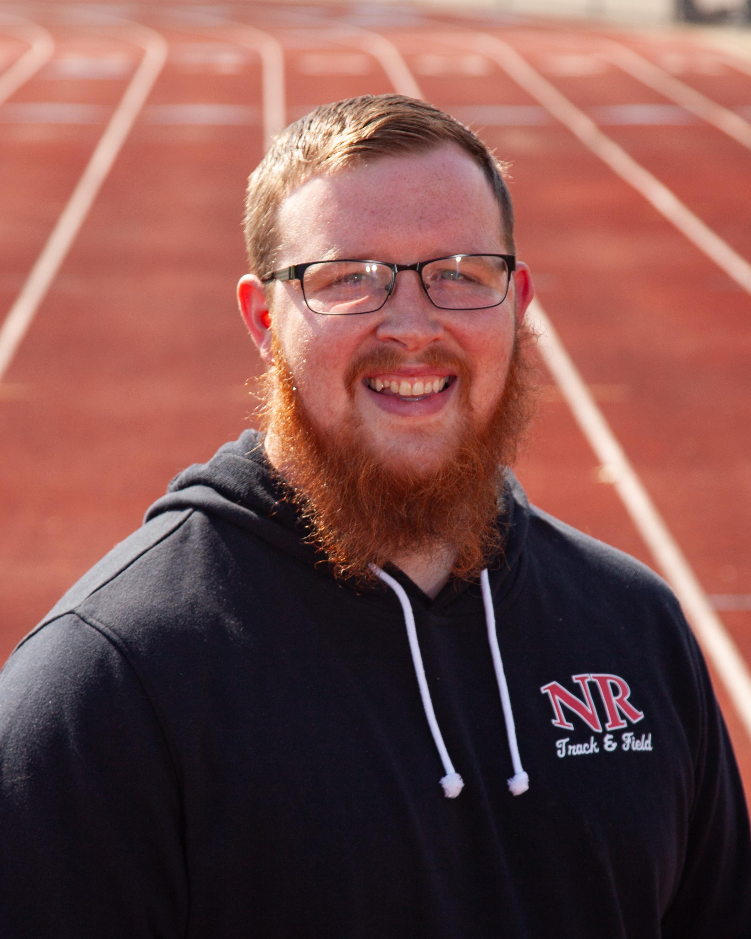 Track Throws Coach Branston Evans