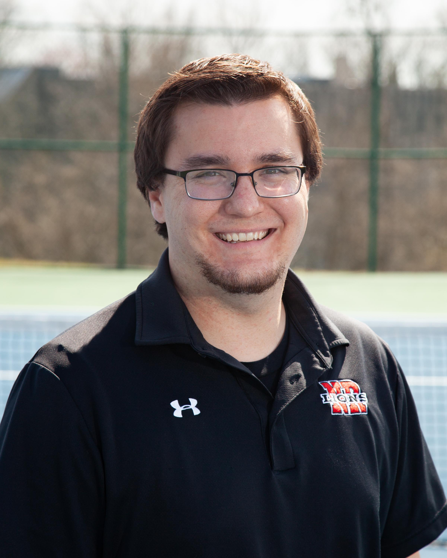 JV Boys Tennis Coach Daniel Heflin
