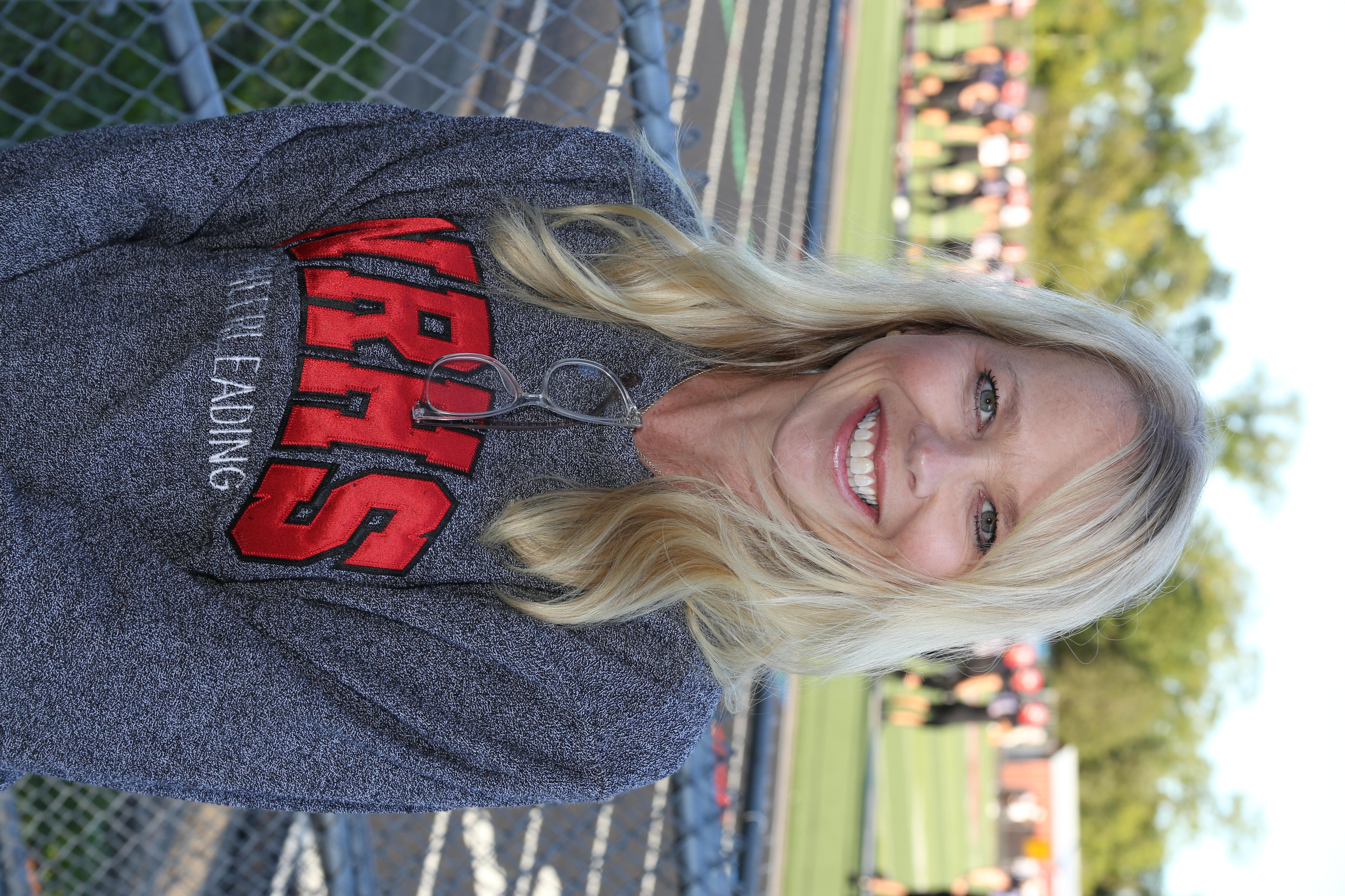JV Cheer Coach Tara Miller